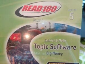 Scholastic Read 180 Stage C Science & Math 5 Teacher Resource HomeSchool