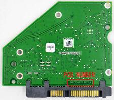 Seagate HDD Hard Drive ST3000DM001 ST1000DM003 ST2000VX000 HDD PCB 100724095