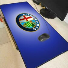 Alfa Romeo Mouse Pad, Gaming Mouse pad Large Size XL, Tappetino Mouse Grande XXL