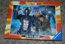 RAVENSBURGER No 15446 - 1000 PIECE JIGSAW PUZZLE - DOCTOR WHO - DAVID TENNANT .