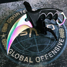 Counter Strike Karambit CSGO Knife Skin Real CS Global Offensive GO Knives