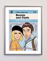Serge Gainsbourg Brigitte Bardot Ltd Ed 30cm x 40cm Print Psych 60s Vintage