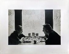 "LILO RAYMOND ""JOHN & YOKO, 1980""   RARE SIGNED PRINT   MAKE AN OFFER GALLART"