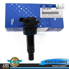 GENUINE Ignition Coil for 12-18 Hyundai Accent Veloster Rio Soul OEM 273012B100