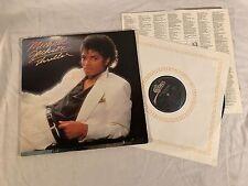Michael Jackson - Thriller Epic (1982 Original Vinyl LP) - Inner Sleeve