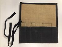 Lotus Elan S1 Early 6 Pocket Tool Roll (made With period-correct materials)