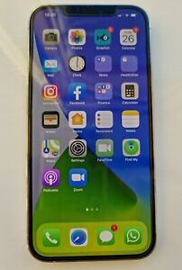 Apple iPhone 12 Pro Max - 128GB - Silver (Unlocked)