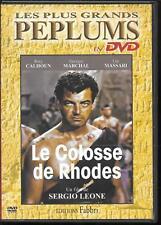 DVD ZONE 2--PEPLUM--LE COLOSSE DE RHODES--LEONE/CALHOOUM/MARCHAL/MASSARI
