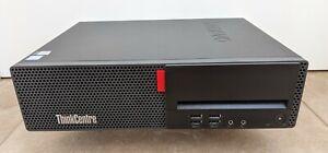 Lenovo M910 Intel Core i5-6500 QuadCore @ 3.20 GHz, 16 GB RAM, 256 GB SSD, Win10