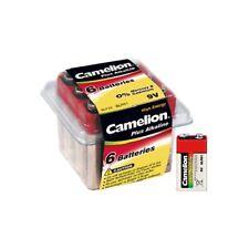Camelion 9V Alkaline Battery (6/Pack )