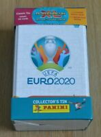 Panini Adrenalyn XL Uefa Euro EM 2020 Classic Mega Tin Box 2x Limited Edition