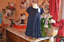 robe  repetto neuve bleu  crepuscule 4 ans  50% laine 141euros