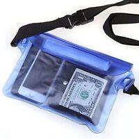 Crenova BP-02 100% Waterproof Case Dry Bag - Perfect for Beach /Swimming /Boatin