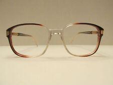 Boulevard Boutique Collection 1104 Vintage Rare Brown Fade Eyeglasses
