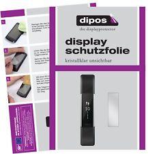6x FitBit Alta HR Schutzfolie klar Displayschutzfolie Folie dipos Displayfolie