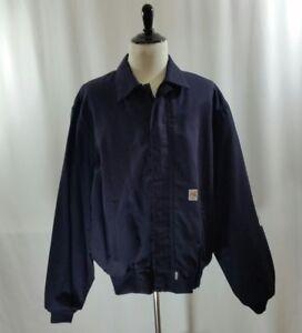 Carhartt FR Jacket Men's size 2XL Blue