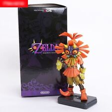 Mask Legend Zelda Action Figure Majora S 3d Skull Link Ver Pvc New Kids Gift Box