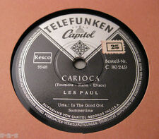 Nice Price: Les Paul - Carioca / & Mary Ford - In The Good Old Summertime (586)