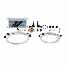 Mishimoto 2014+ FIT Ford Fiesta ST Oil Cooler Kit Low-Temp Thermostatic Silver