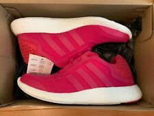 ADIDAS PURE BOOST OG PINK WHITE SIZE 6W