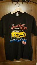New listing Vintage Heartbeat Of America Racing T-shirt Size L