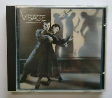 Visage CD Album RARE Early Red Label West German SynthPop New Wave Steve Strange