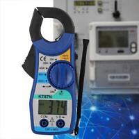 KT87N Digital Clamp Meter Tester AC / DC Volt Amp Multimeter Ammeter Voltmeter