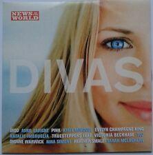 Divas Music Compilation CD feat. Kylie, Victoria Beckam, Pink, Dido, Nina Simone