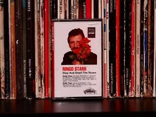 Ringo Starr ♫ Stop and Smell the Roses ♫ RARE Sealed 1981 Original Cassette Tape