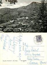 Cartolina di Roncolongo (Santo Stefano d'Aveto), panorama - Genova, 1959