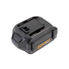 NEW 4.0Ah Li-ion 20V Battery for WORX WA3520 WG155s WG163 WG251s Replacement