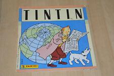 album Tintin - Panini / 23 vignettes sur 240