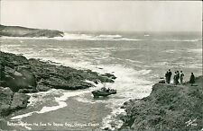Returning from the sea to Depoe Bay, Oregon Coast 'Look-Out 750' BG.180
