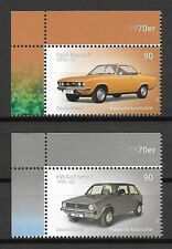 Allemagne Mi.n ° 3297-3298 (2017) Neuf / Classique Allemand Automobile (V)