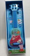 Peppa Pig Musical Guitar Kidz toy - NIB