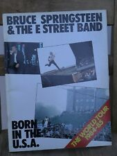 Bruce Springsteen 1984 / 1985 Born In The U.S.A. @ Giant Stadium