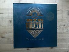 Big Country The Crossing Very Good Vinyl Record 812870 Green Sleeve