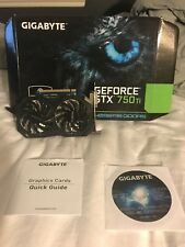 Geforce Gtx 750 Ti (PERFECT CONDITION) Barely Used