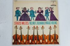 Strauss Waltzes Helmut Zacharias an his magic Violins (LP23)