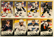 Lot of 8 2008-09 Upper Deck Victory Gold Parallels Ben Bishop Nikita Filatov +++