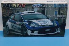 1/24 Scale BELKITS Ford Fiesta S2000 WRC Model Car Kit