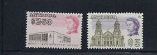 ANTIGUA 1967-70 QEII high values (SG 194-195 $2.00 and $5.00) VF MNH