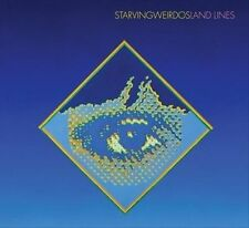 STARVING WEIRDOS - LAND LINES * NEW CD