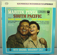 "12"" 33 RPM STEREO LP - COLUMBIA OS-2040 - SOUTH PACIFIC - ORIGINAL CAST (1960's)"