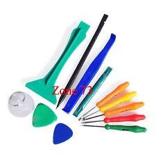 For iPad 1 2 3 Opening Tools Screwdriver Spudger Repair Pry Tool Kit Set 12 Pcs