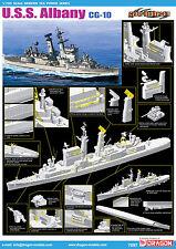 Cyber Hobby 1/700 7097 USS Albany CG-10 model kit ◆