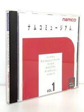 Sony Playstation PS1 Jeu Namco Museum Vol.1 Reg Japan