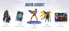 Overwatch Origins: Digital Goodies (Hearthstone Card Back,Diablo 3 Wings) XB1