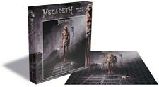 Megadeth Countdown To Extinction (500 Piece Jigsaw Puzzle) [New ] Puzzle, UK -