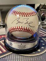 President George W. Bush 43 Signed Autographed Baseball BAS 9 Pen Auto